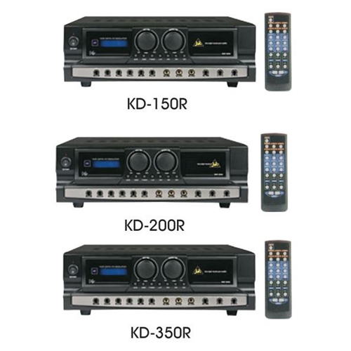   KD-150RmkII / KD-200RmkII / KD-350RmkII